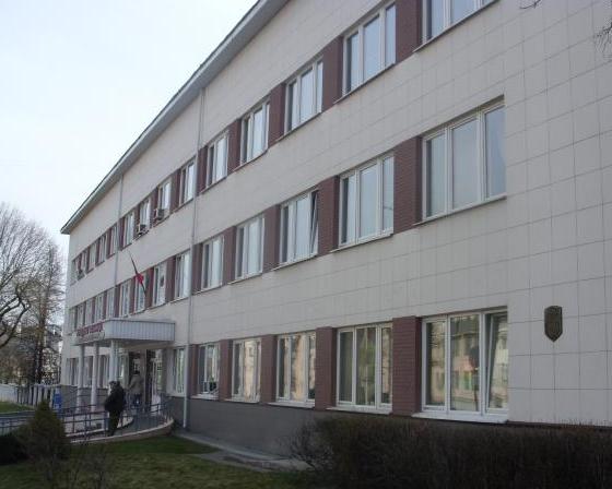 Больница Брестская городская больница скорой медицинской помощи