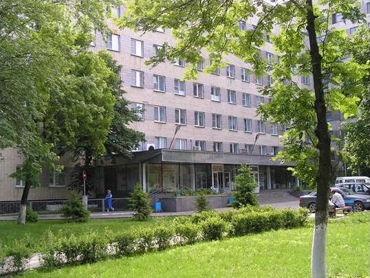 Больница Гомельская областная клиническая больница