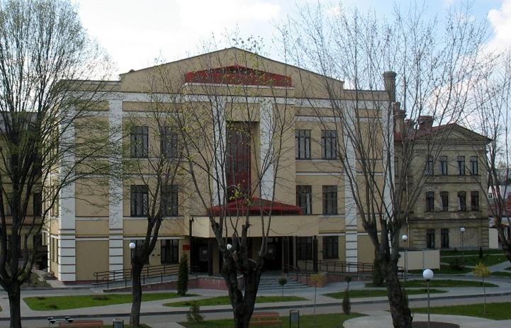 Больница 1134-й военный