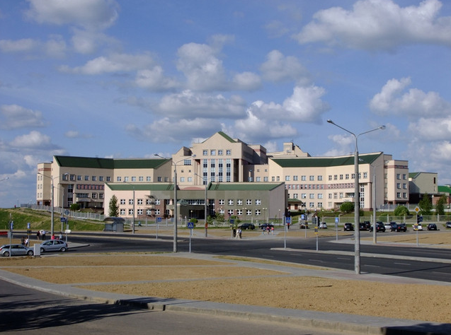 """Больница Гродненский областной клинический центр """"Психиатрия-наркология"""""""