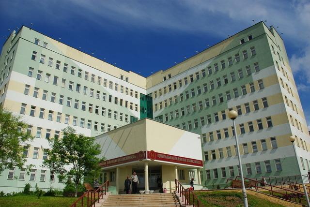 14-ая Центральная Районная Клиническая Поликлиника