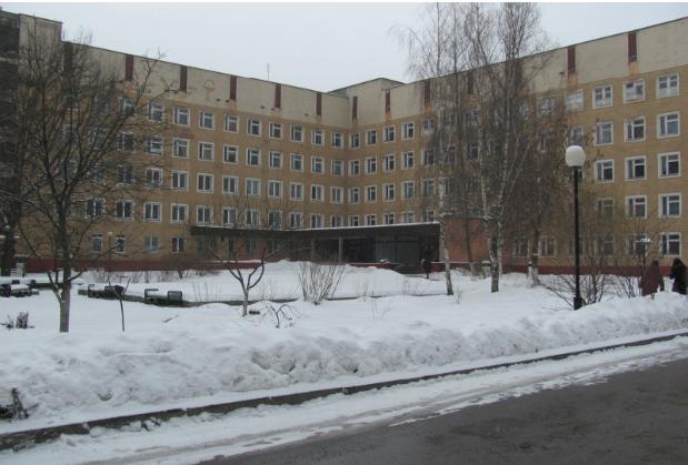 Больница Гомельская городская клиническая больница №2