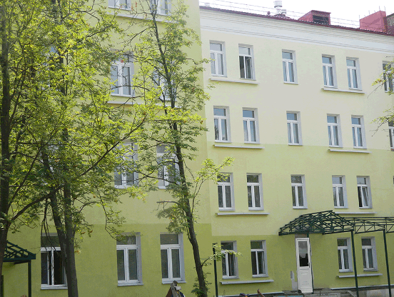 Больница Витебская областная клиническая инфекционная больница