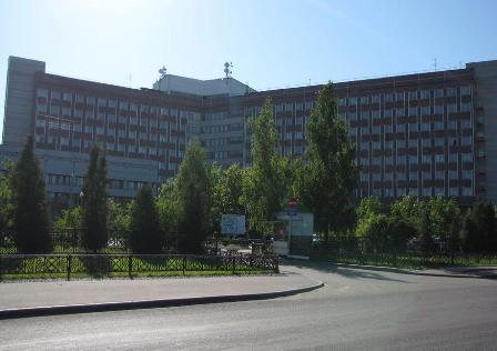 Номер первой городской больницы в петропавловске