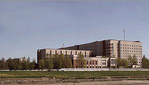 Больница Витебская областная клиническая больница