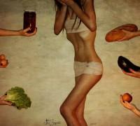 «Модный» недуг – анорексия